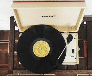 music, house decor, and vinyl image