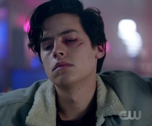 riverdale, cole sprouse, and jughead image