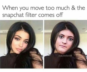funny, filter, and lol image