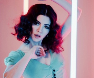 marina and the diamonds, marina diamandis, and indie image