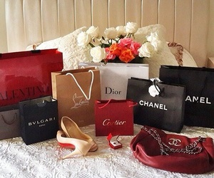 chanel, dior, and cartier image