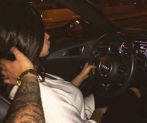 couple, goals, and car image