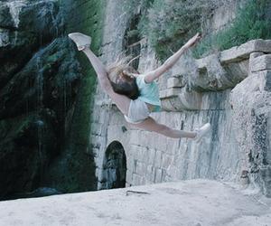 background, ballerina, and ballet image