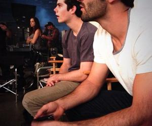 teen wolf, tyler hoechlin, and stiles stilinski image