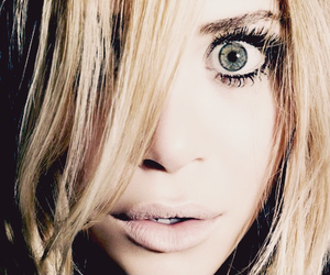 olsen, blonde, and eye image