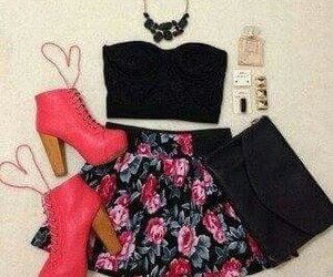 outfit and rosa image