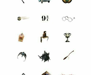 harry potter, dementor, and snitch image