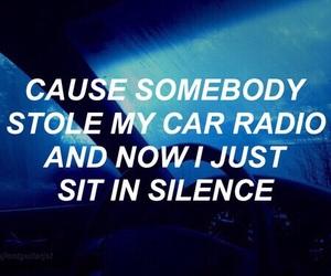 car radio, twenty one pilots, and quotes image