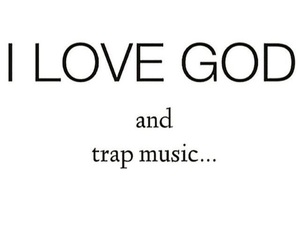 god, true, and love image