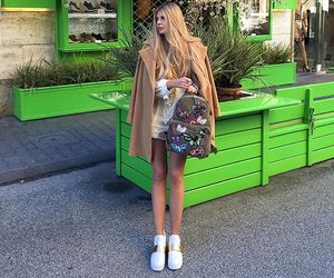 fashion, girl, and russia image