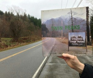 Twin Peaks, grunge, and indie image