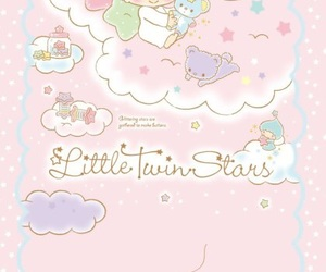 sanrio and little twin star image