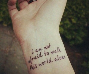 tattoo, quotes, and my chemical romance image