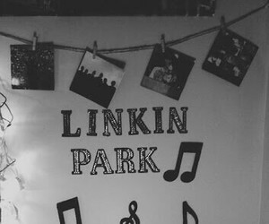 cool, tumblr, and linkin park image