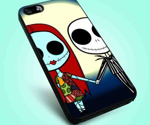 jack and sally, iphone case, and iphone 5 5s 5c 6 7 image