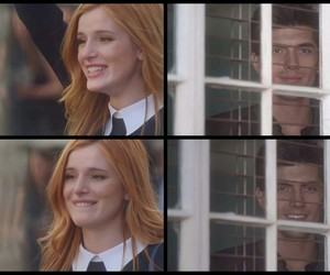 carter jenkins, bella thorne, and famous in love image