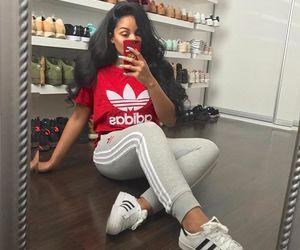 sherlinanym and adidas image