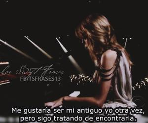 frases, Taylor Swift, and español image