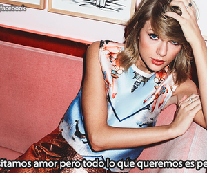frases, Taylor Swift, and español image