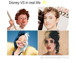 rat, troye sivan, and disney characters image