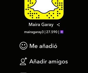 snapchat and agregar image