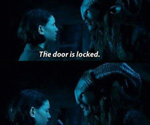 movie, pan's labyrinth, and quotes image