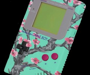 aesthetic, game boy, and overlay image
