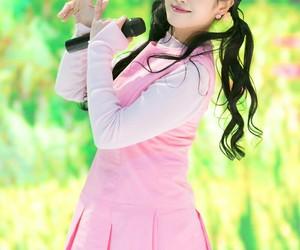 kpop, jiae, and lovelinus image