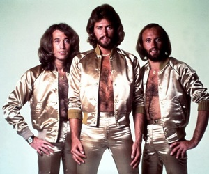 70s, band, and bee gees image