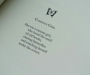 book, quotes, and girl image