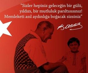 ask, turkey, and 23 nisan image