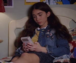 rowan blanchard and icon image