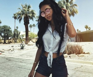 blogger, guess, and coachella image