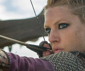 serie, vikings, and lagertha image