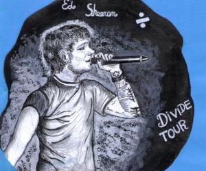 art, divide, and ed sheeran image