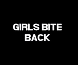 girls are strong bite image
