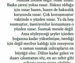 turk, turkce, and sözler image