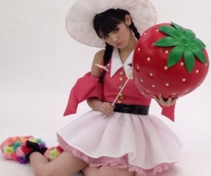 japanese, pretty, and strawberry image