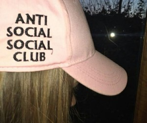 anti social social club image