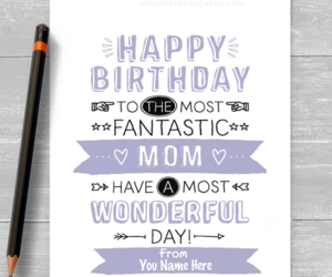 birthday, name, and online cards image