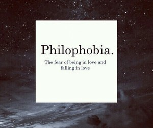 me, philophobia, and relationship issues image