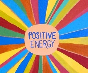 positive and energy image