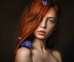 awesome, ginger, and redhead image