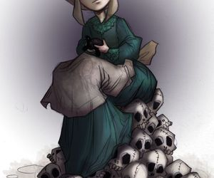 lorna, otgw, and over the garden wall image