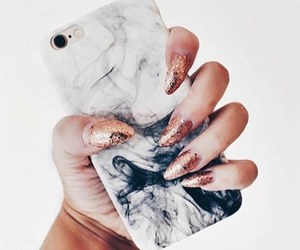 case, fashion, and nails image