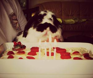 4, birthday, and birthday cake image
