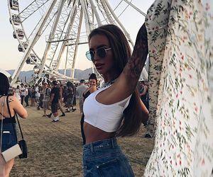 coachella and summer image
