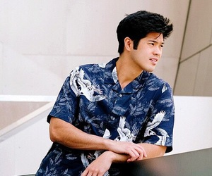 ross butler, 13 reasons why, and bae image