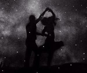 black, dance, and girl image