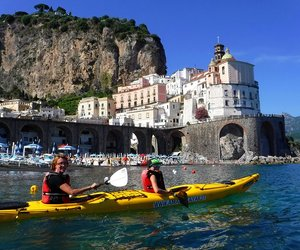 Amalfi coast, travel, and holidays image